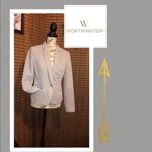 ⭐️WORTHINGTON WOMENS BLAZER